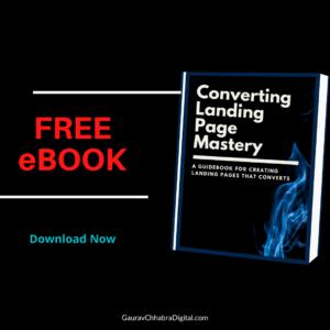 Landing Page Mastery Ebook